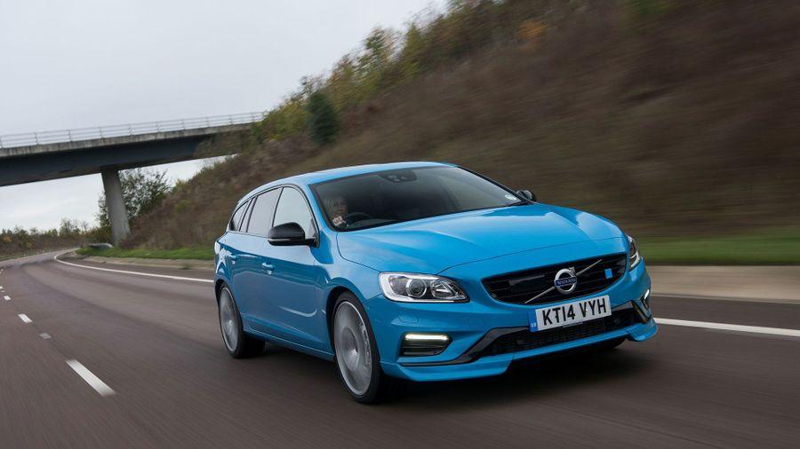 Volvo V60 performance