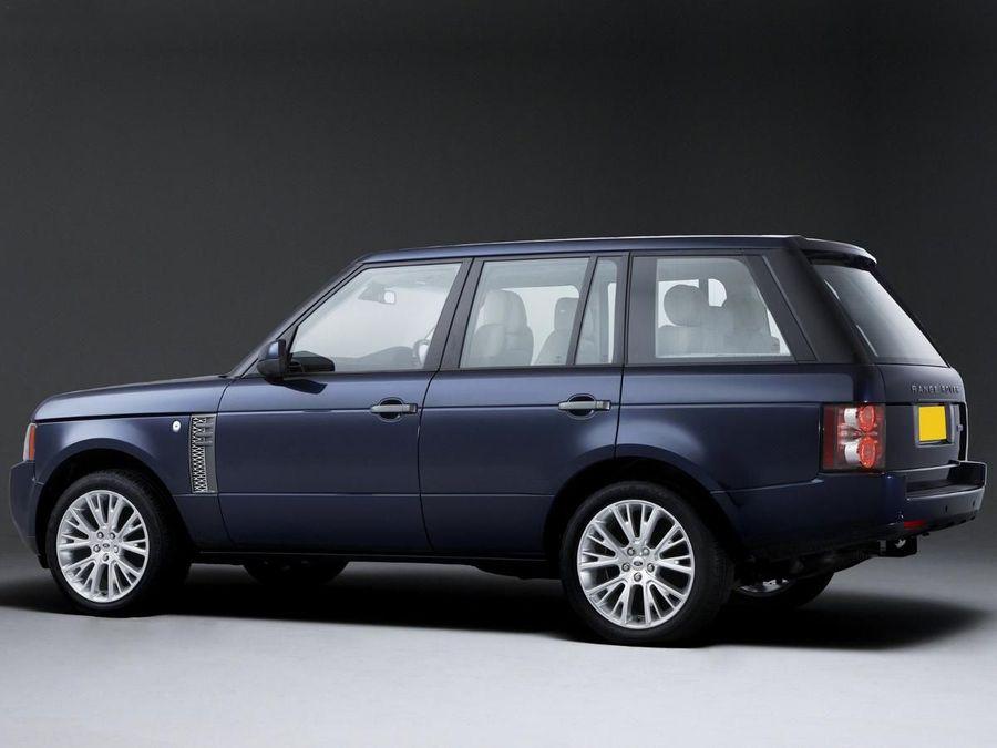 Land Rover Range Rover 4x4