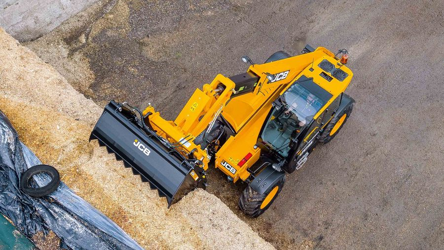 JCB Loadall with Command Plus cab reviewed