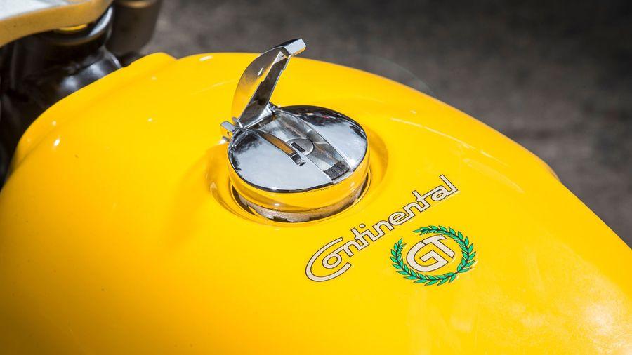 Royal Enfield Continental GT (2013 - )
