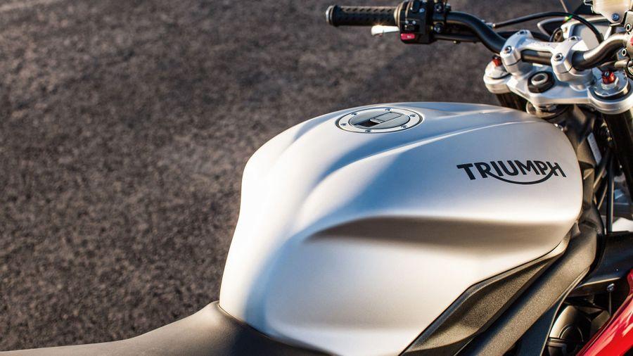 Triumph Street Triple Rx