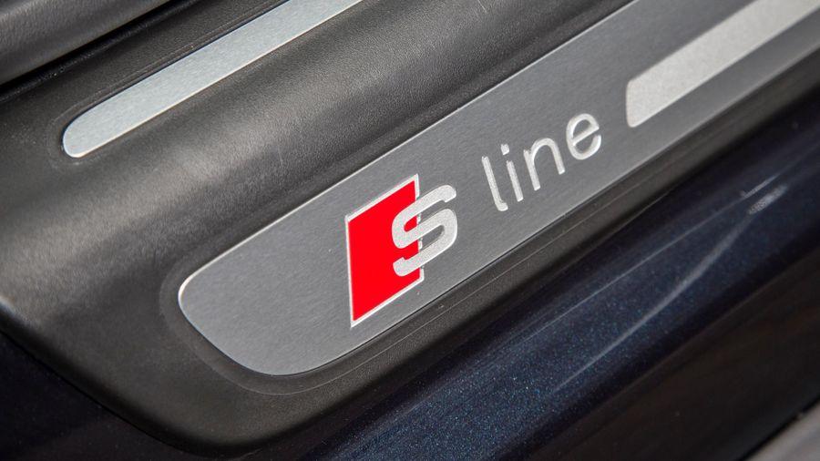 Audi Q3 S line