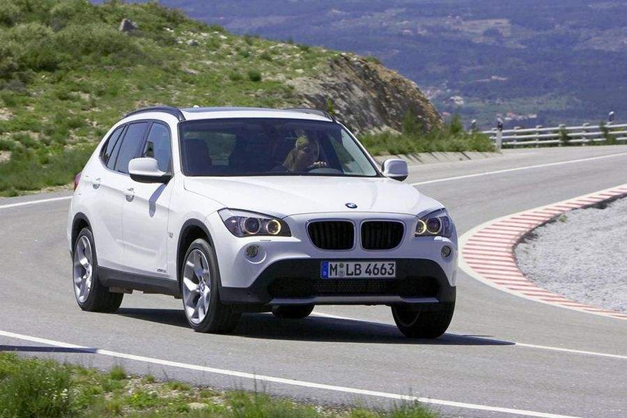 Bmw X1 4 215 4 2009 Review Auto Trader Uk