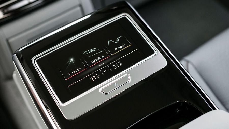 2018 Audi A8 equipment