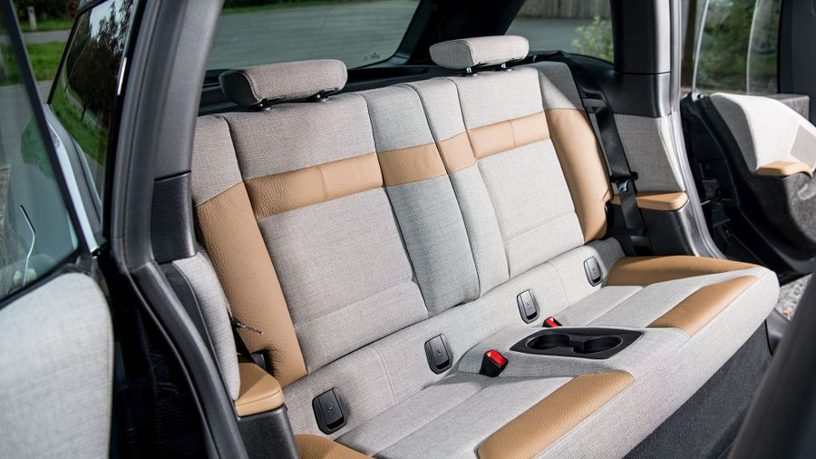 BMW i3 practicality