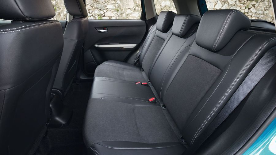 Suzuki Vitara passenger space