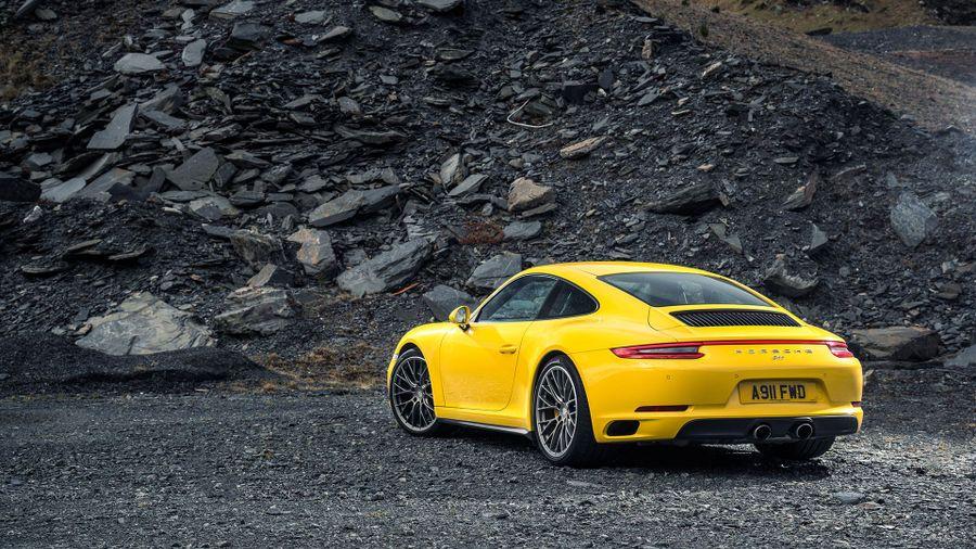 2016 Porsche 911 991.2