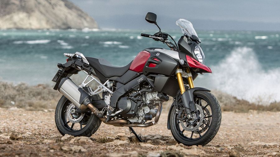 Suzuki V-Strom 1000 (2013 - ) expert review