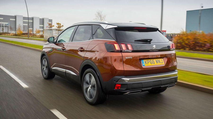 2016 Peugeot 3008
