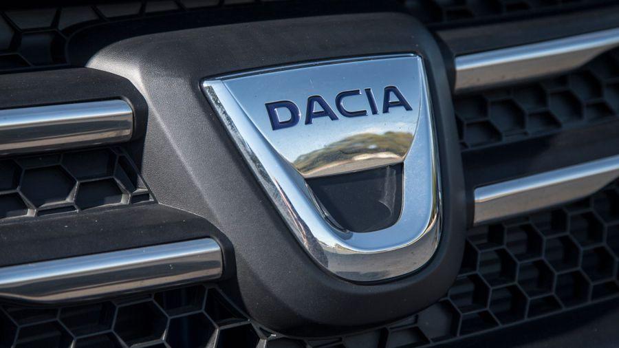 Dacia Sandero grille
