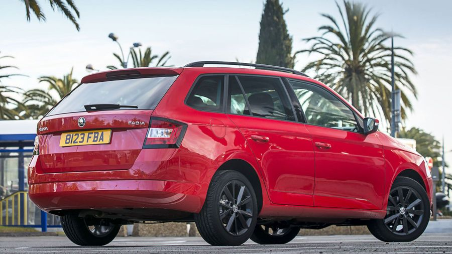 Skoda Fabia Estate 2014 Review Auto Trader Uk