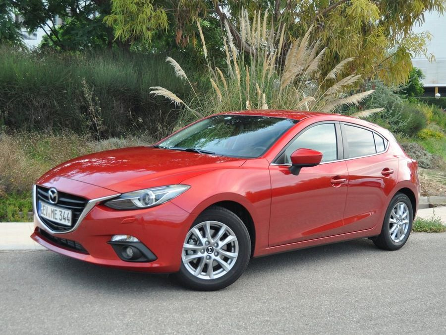 Beautiful Mazda3 Hatchback