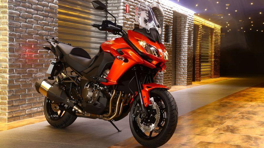 Kawasaki Versys 1000 (2015 - ) expert review