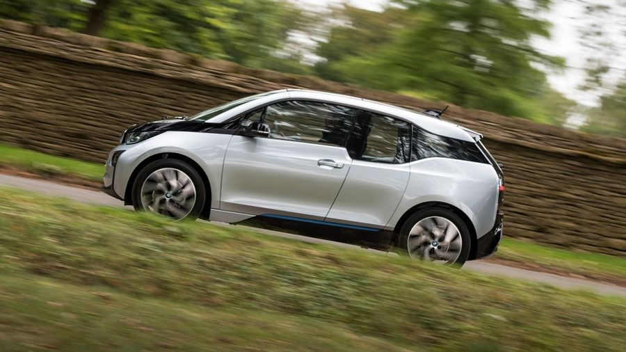 BMW i3 performance