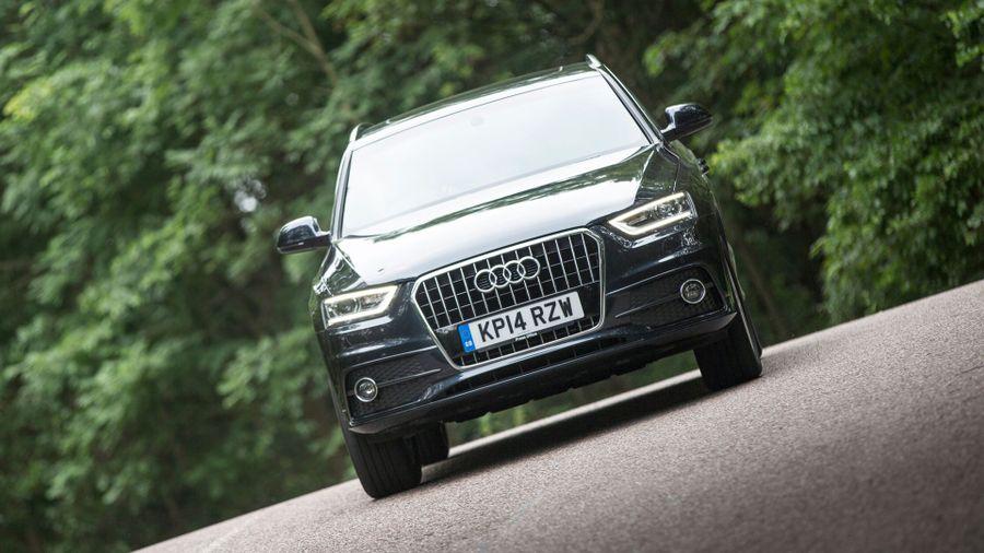 Audi Q3 running costs