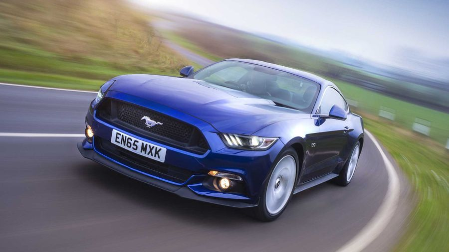 2015 Ford Mustang 5.0 V8 GT