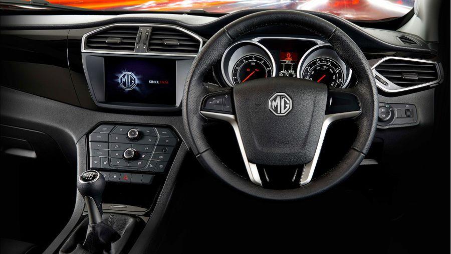 2016 MG GS interior