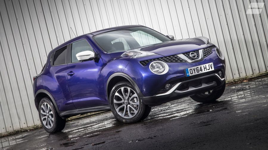 2014 Nissan Juke front three quarter