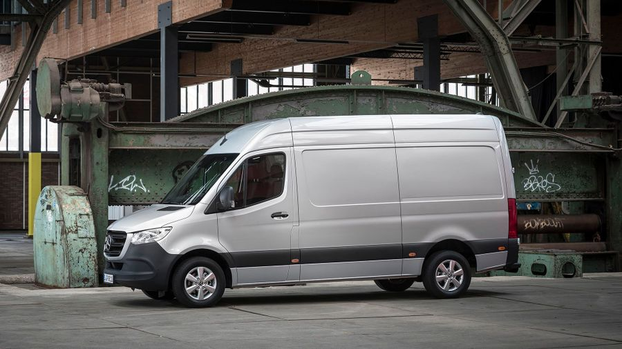 0df658645a Even though it remains behind the Ford Transit in the UK sales charts