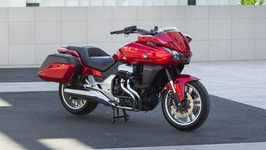 Honda CTX1300 Sports Tourer (2013 - )