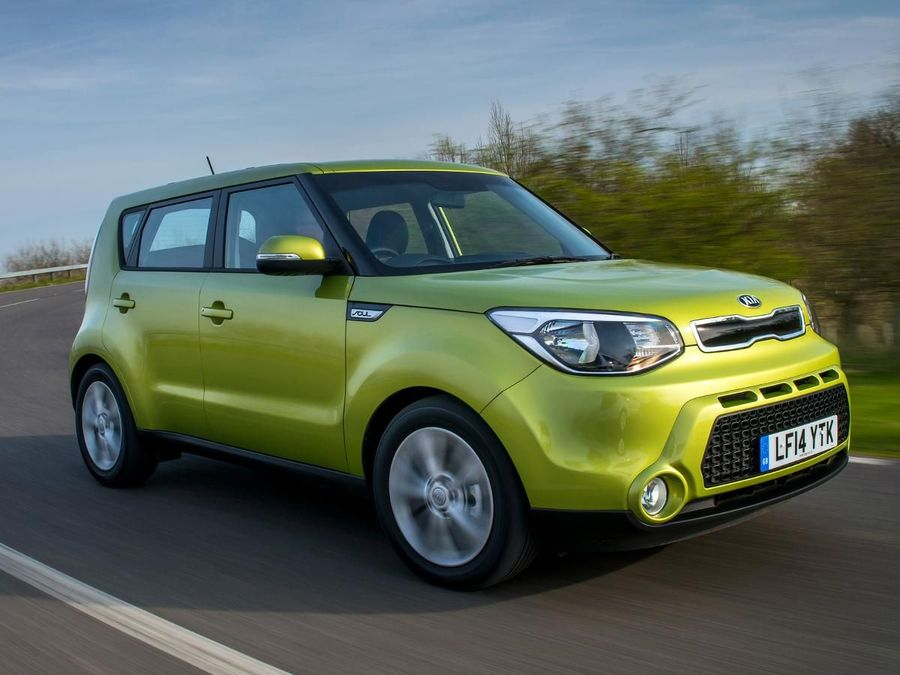 Kia Soul Hatchback. Two 1.6 Engines, The Diesel Is The Pick