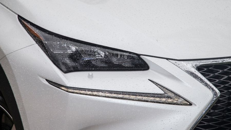 Lexus NX exterior