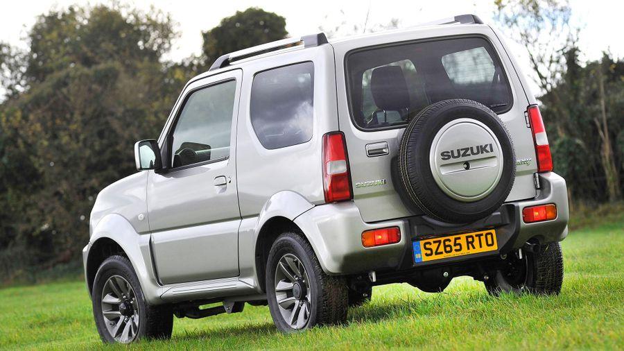 Suzuki Jimny SUV (2013 - ) review | Auto Trader UK