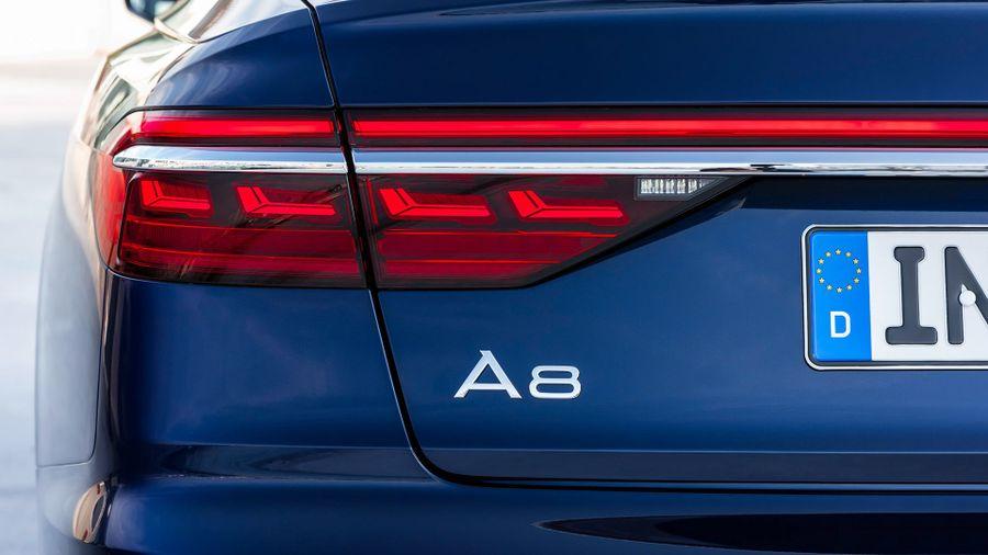 2018 Audi A8 buy