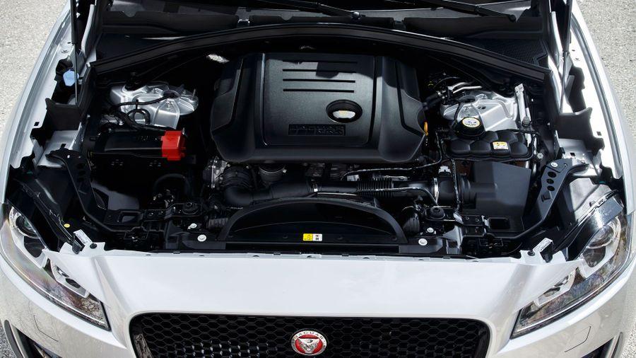 2016 Jaguar F-Pace 2.0d AWD