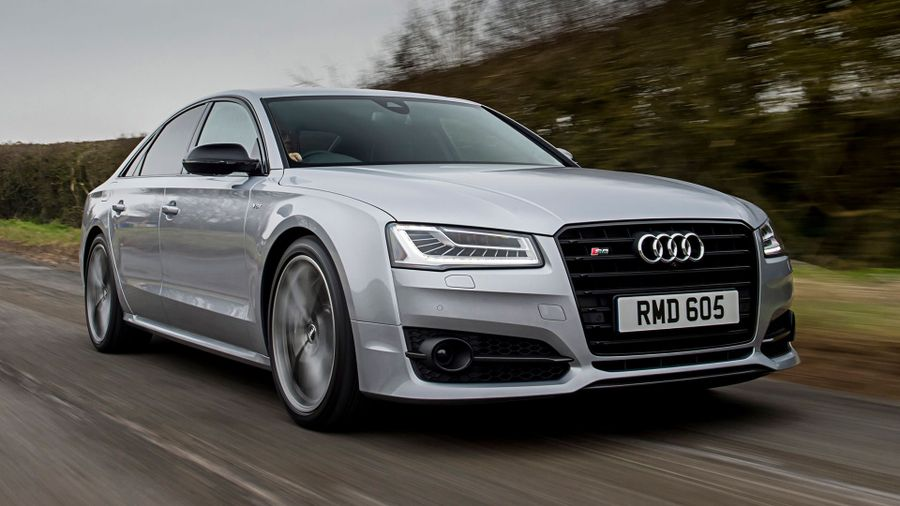 Audi A8 running costs