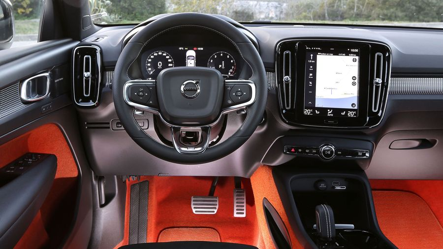 Volvo Xc40 Suv 2017 Review Auto Trader Uk