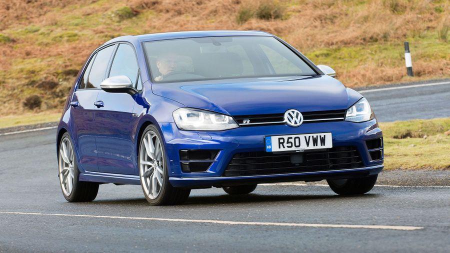 Volkswagen Golf R buy