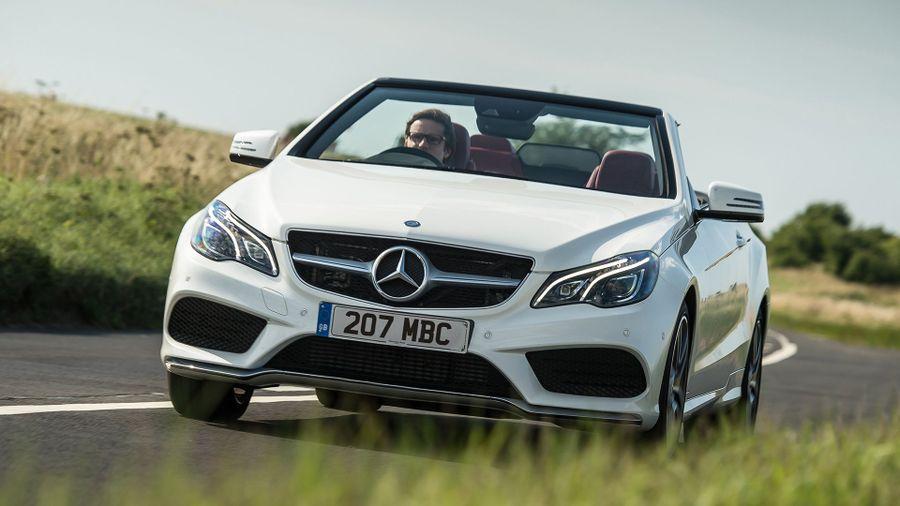 2013 mercedes e350 cabriolet review