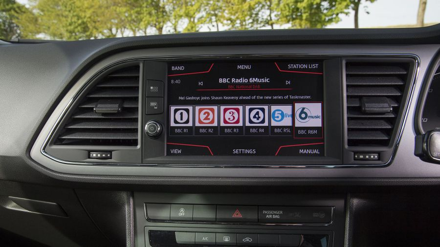 2016 Seat Leon Hatchback