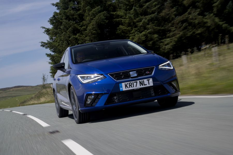 seat ibiza hatchback (2017 - ) review | auto trader uk