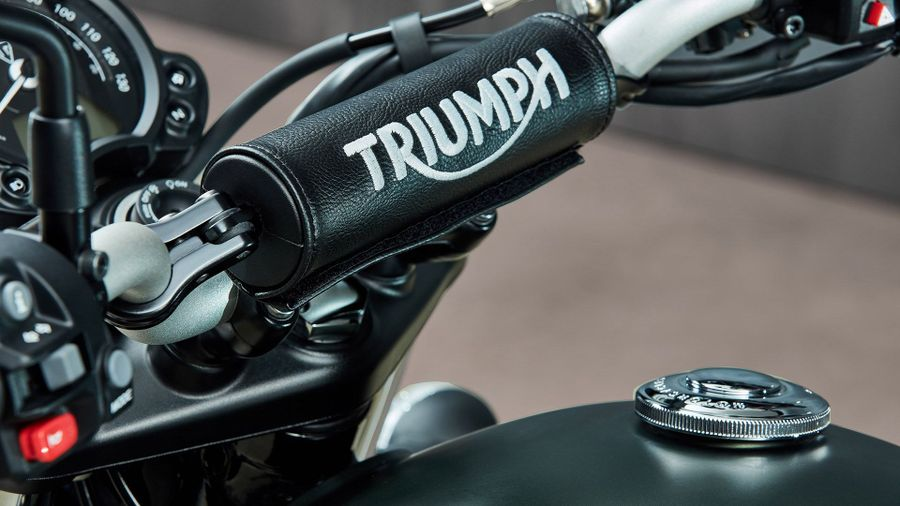 Triumph Street Scrambler Custom Cruiser 2019 review