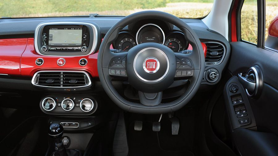 2016 Fiat 500X compact SUV