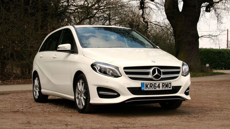 mercedes-benz b class hatchback (2011 - ) review | auto trader uk