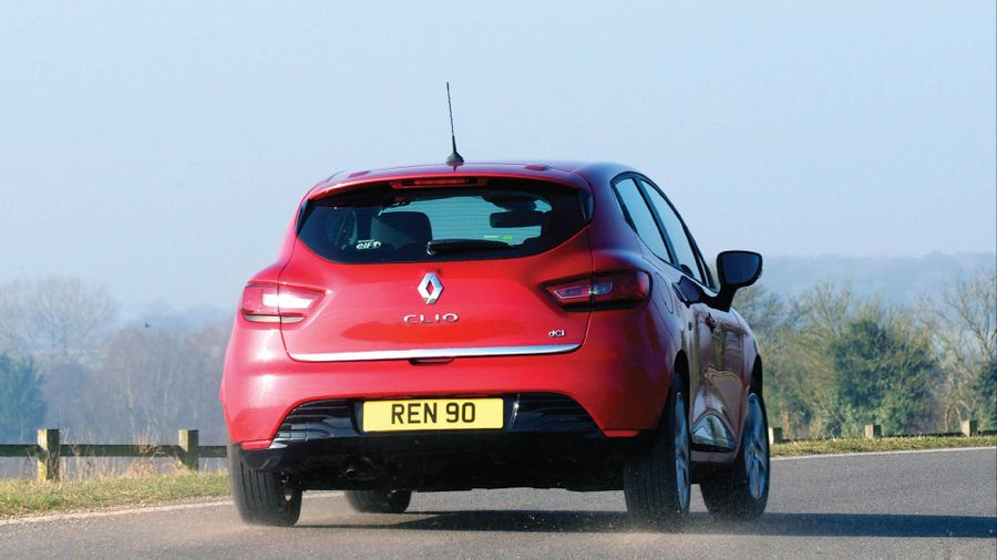 Renault Clio hatchback (2012 – ) expert review | Auto Trader UK