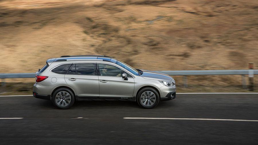 Subaru Outback performance