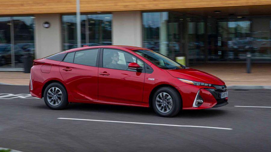 2019 Toyota Prius Plug-in