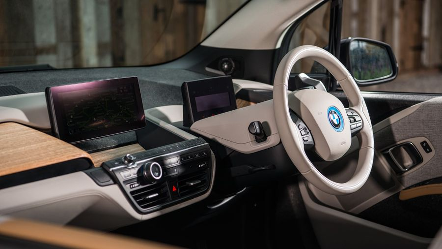 BMW i3 equipment