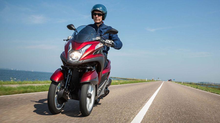 Yamaha Tricity (2014 - ) expert review