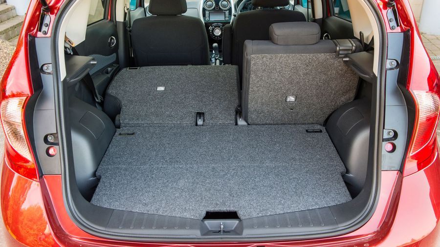 Nissan Note practicality