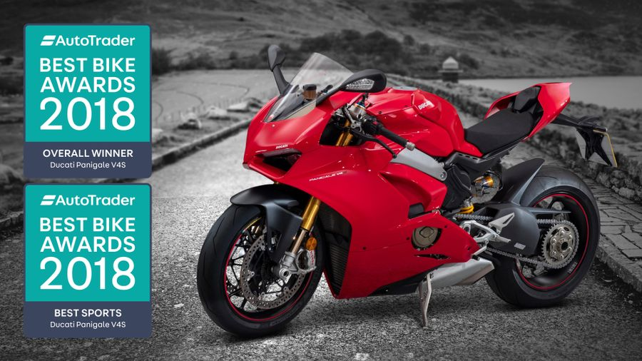 Ducati Panigale V4S Super Sports
