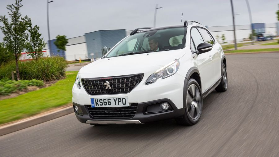 2016 Peugeot 2008 ride and handling