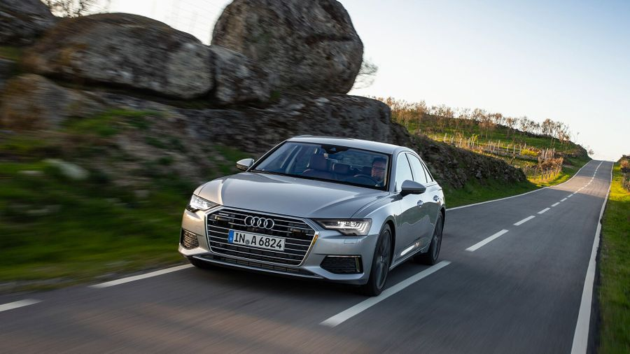 Audi A Saloon Review Auto Trader UK - 2018 audi a6 review