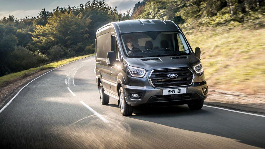 Ford Transit Panel Van (2021 -) review