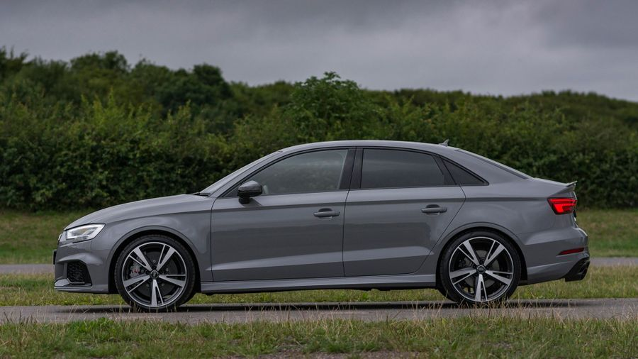 Audi RS 3 saloon 2017