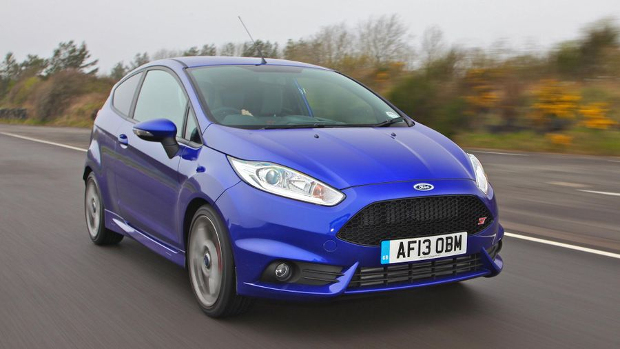 aefb1c0805 Ford Fiesta ST handling. The natural balance of the chassis makes the Fiesta  feel really nimble